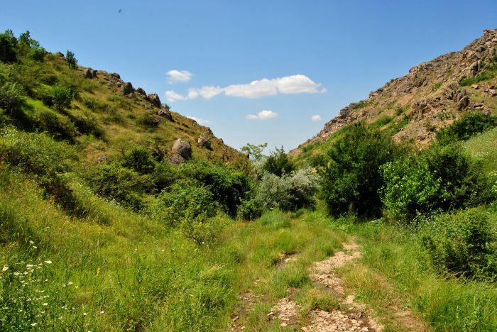 Muntii Macinului_traseu Culmea Pricopanului 4